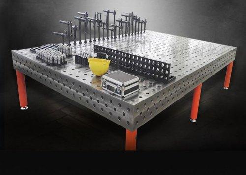 柔性组合焊接工装