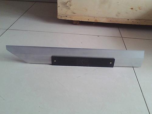 镁铝合金刀口尺